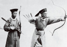 150年前中日两国士兵
