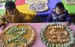 山东茌平:冬至饺子香