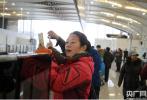 北京首条磁浮线路试运营 9公里16分钟雨雪大风照常开