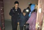 98岁老太凌晨穿着寿衣拿白布站树边 警察快吓哭了!