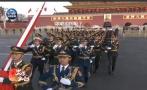 直击解放军三军仪仗队天安门首次升旗:数万人共同见证荣光时刻