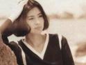 倪萍20岁青涩美照