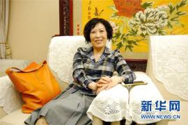 黃蓓佳《童眸》獲中國出版政府獎