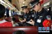 济南铁路公安处枣庄站派出所积极应战风雪恶劣天气