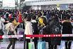 成都机场单日航班量逼近1000架 突破近年最高峰