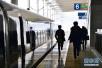 """济南火车站""""增援""""临客来了!开往胶东、北京、东北"""