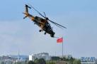 外媒:土耳其军用直升机在叙北部阿夫林地区被击落