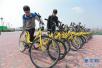 共享单车济南遇尴尬:闹市区扎堆 居民区难找