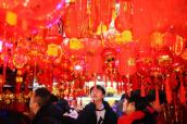 南京人舍得花,春节7天消费13.4亿元