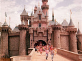 造梦迪士尼乐园旧影