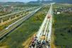 杭黄铁路轨道全线贯通:杭州到黄山最快只需1.5小时