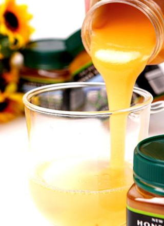 有胃炎、胃溃疡要常吃蜂蜜