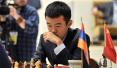 国象世界冠军候选人赛 丁立人错失胜机11连平