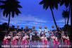 中国艺术团在朝鲜万寿台艺术剧院演出 李雪主、崔龙海等出席观看