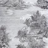 西湖十景——平湖秋月