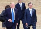 韩青瓦台:韩美领导人将于22日举行会谈