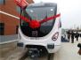 济南轨道交通R1号线首辆列车来了!可容纳960人