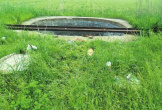 河南汝州:井口无盖水渠