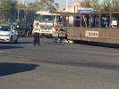 哈尔滨男子骑车时遭大货车碾轧不幸当场身亡