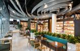 雄安市民服务中心竣工验收 参照北京中轴线布局,企业餐饮等已入驻