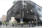 韩国群山市一娱乐场所发生火灾 导致3人死亡
