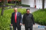 美国防部叫停8月美韩军演 特朗普为自己辩护
