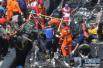 印尼发生渡轮搁浅事故 12人死亡百余人失踪