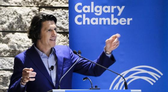 加拿大申办2026年冬奥会发布会