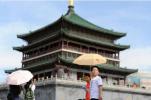 """高温来袭!全国7省市区气温将超37℃ 北京""""烧烤+蒸笼""""轮流轰炸"""
