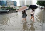 甘肃兰州暴雨来袭 启动地质灾害一级响应