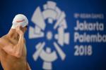 孙杨雅加达首练:亚运会只是小考 训练太苦小队员默默去哭