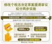 个税法新增大礼包:赡养老人支出今后可抵税