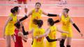 中国女排轻松晋级亚运会四强 半决赛将战日本