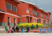 洛阳已有3.9万名贫困群众搬出大山入住新房