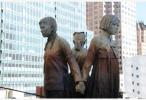 """第二个旧金山""""慰安妇日"""":雕像虽无言,历史永难忘"""
