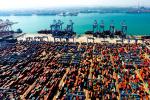 """改革开放40年,中国人实现轻松""""买卖""""全球"""