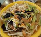 古鸡鸣寺素菜馆