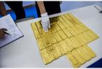 青岛海关查获走私出境黄金制品4.4公斤
