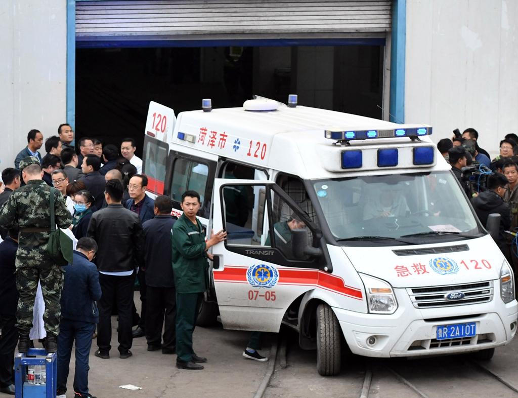 龙郓煤业冲击地压人员搜救工作结束 共21人死亡