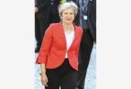 特雷莎•梅一天訪三國,勸歐盟做出讓步被無情回絕