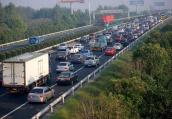 返程请注意!江苏高速车多缓行累计里程持续增加