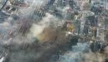 盐城化工厂爆炸核心区现巨坑