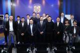 德甲聯盟造訪蘇寧總部,PP體育演播中心獲國際級點讚