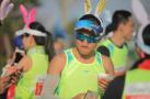 """直击荣马""""跑者+"""":他们没有成绩 一样在赛道演绎梦想"""