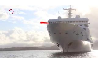 探秘远7航天测量船-记者体验航海人一天的生活