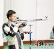 河北省小将田伽铭夺得二青会男子50米步枪三姿比赛冠军