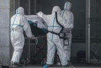 全國確診新型冠狀病毒感染的肺炎571例 死亡17例