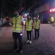 河南林州:夜巡小喇叭 喊出大平安