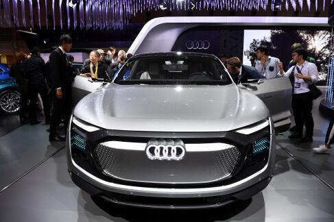 四部门:新能源汽车补贴标准在2020年基础上退坡20%