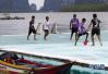 水上足球场